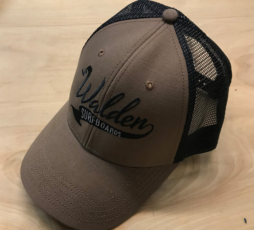 FINAL SALE Banner Trucker : Tan