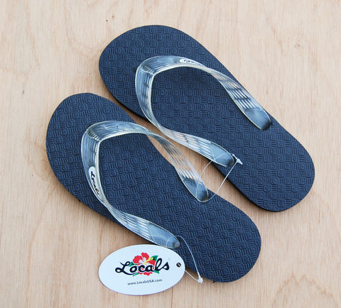 Locals Slippers : Clear