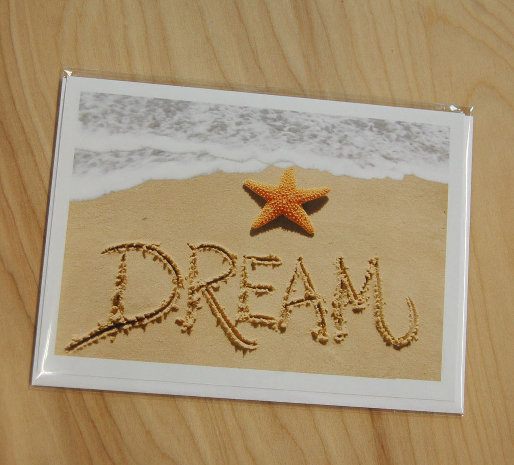 Sand Cards : Dream