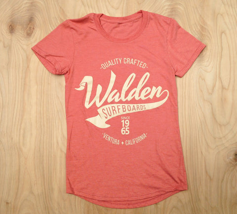 Walden Banner : Orange Heather