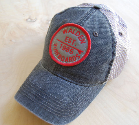 1965 coin trucker : Grey
