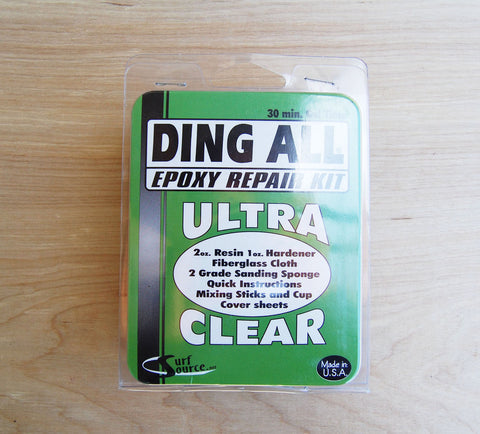 Ding All Epoxy Repair Kit