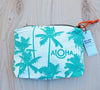 SALE Splash Proof Pouch : Green