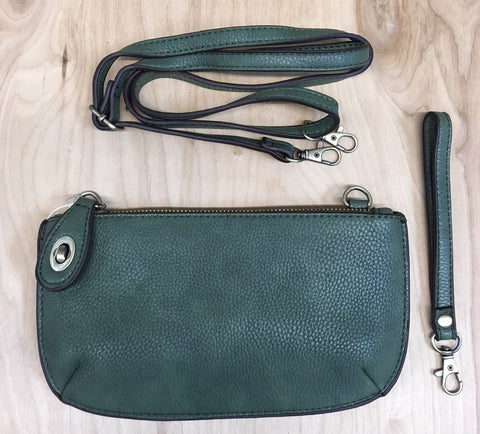 Wristlet clutch : Forest
