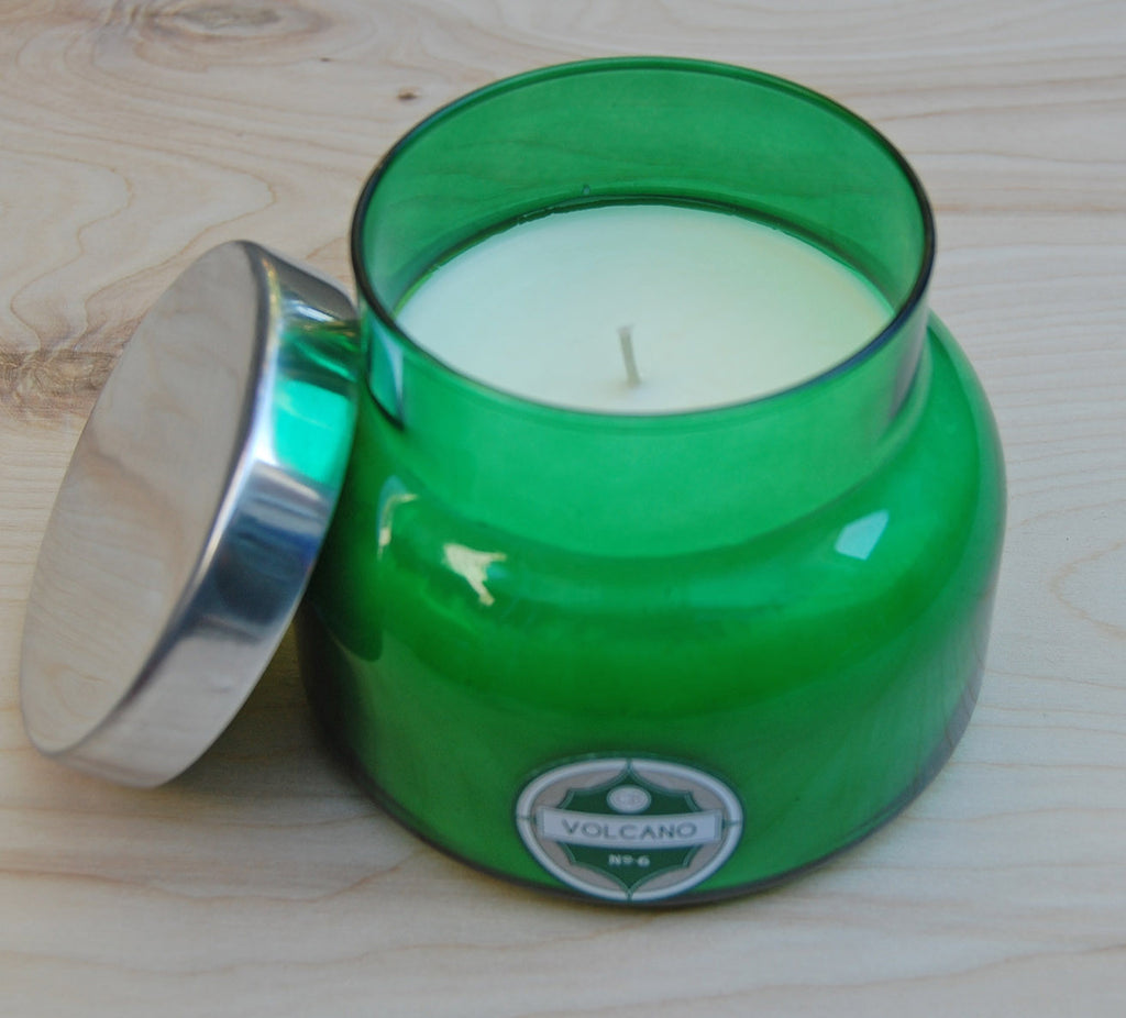 Capri Blue  Candle : Green