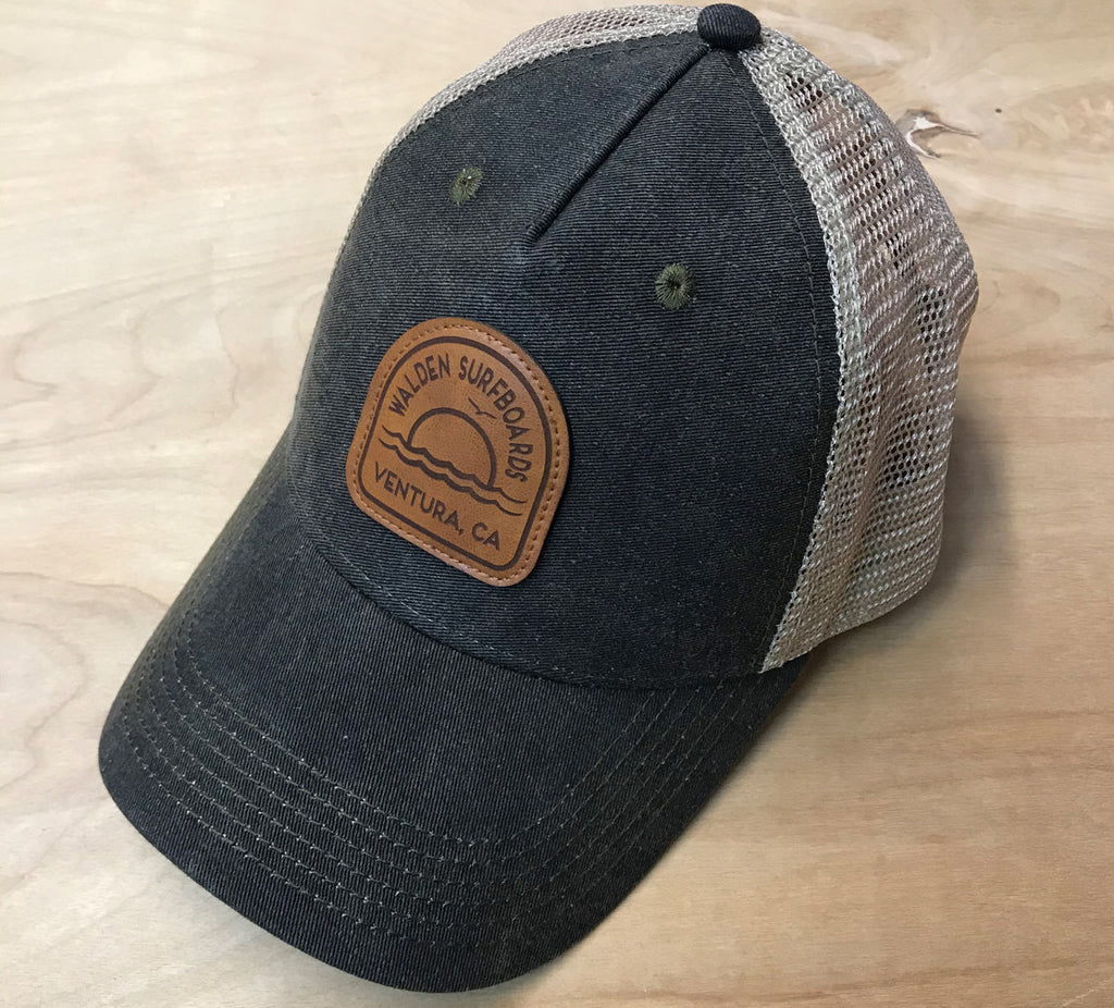 Radial trucker : black