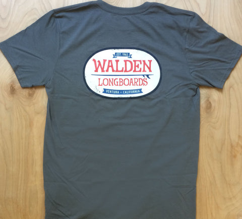Walden Patch: Grey