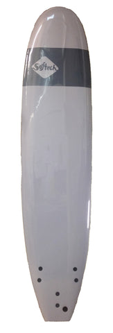 8'4  Softech Foamies :Grey