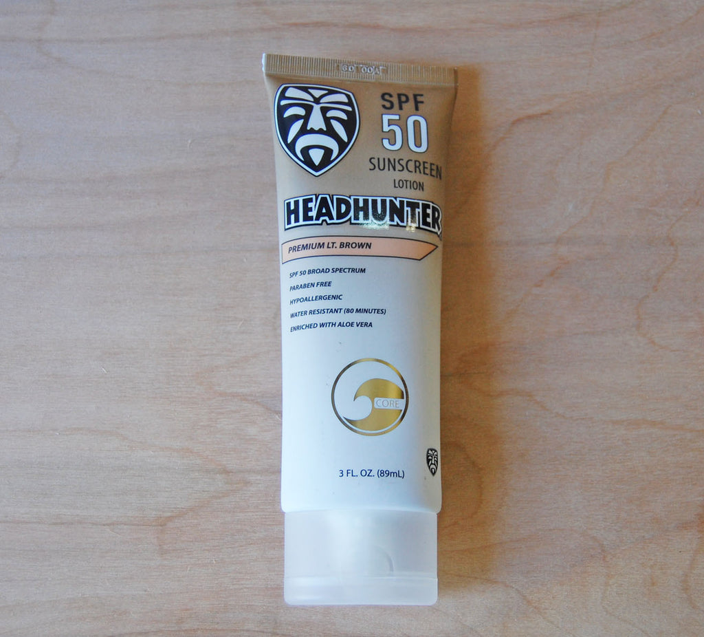 Headhunter lotion SPF50