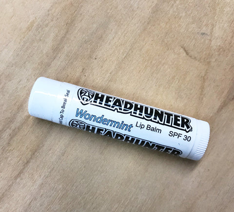 Headhunter lip balm