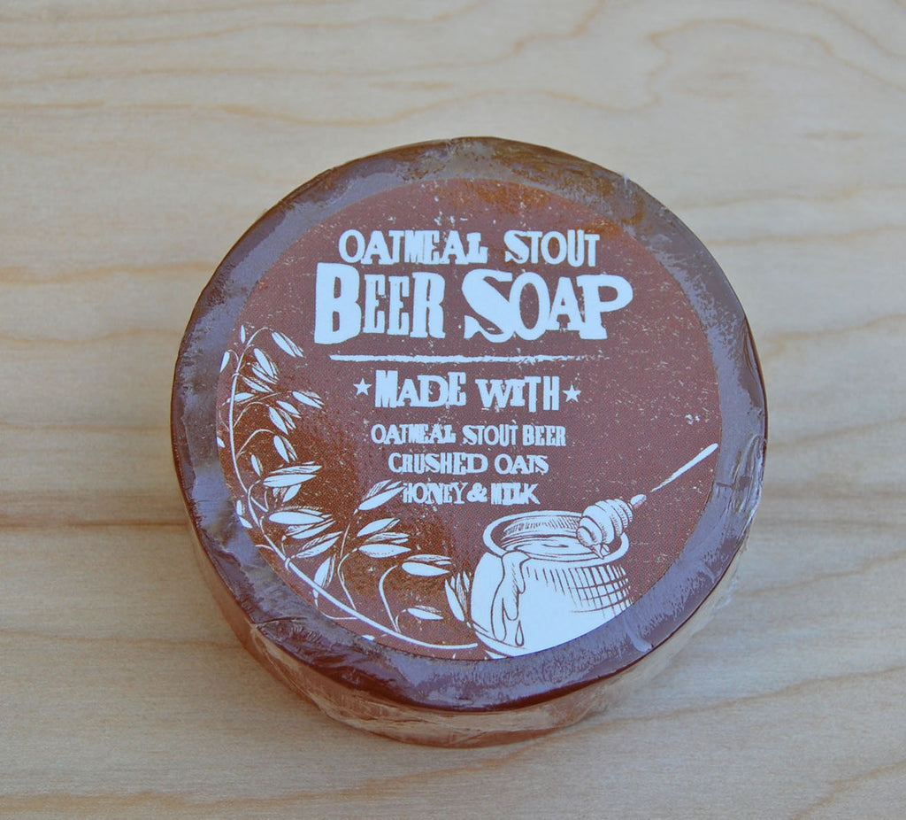 Sale Beer Soap : Oatmeal Stout
