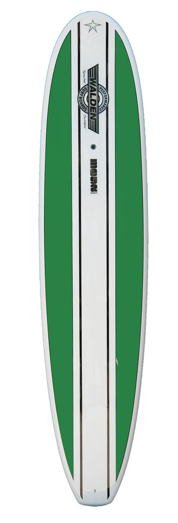 Sold out 8'0 Mega Magic Molded Epoxy : Green