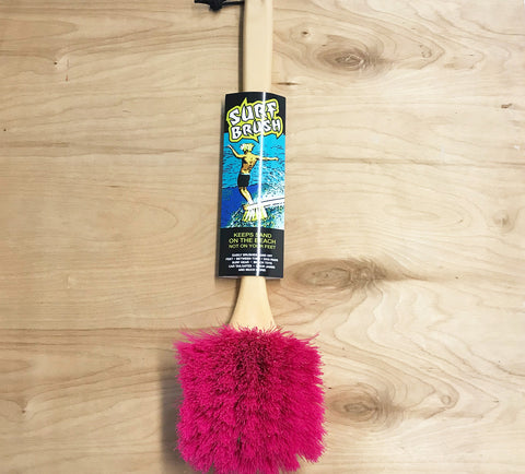 Surf Brush Long pink