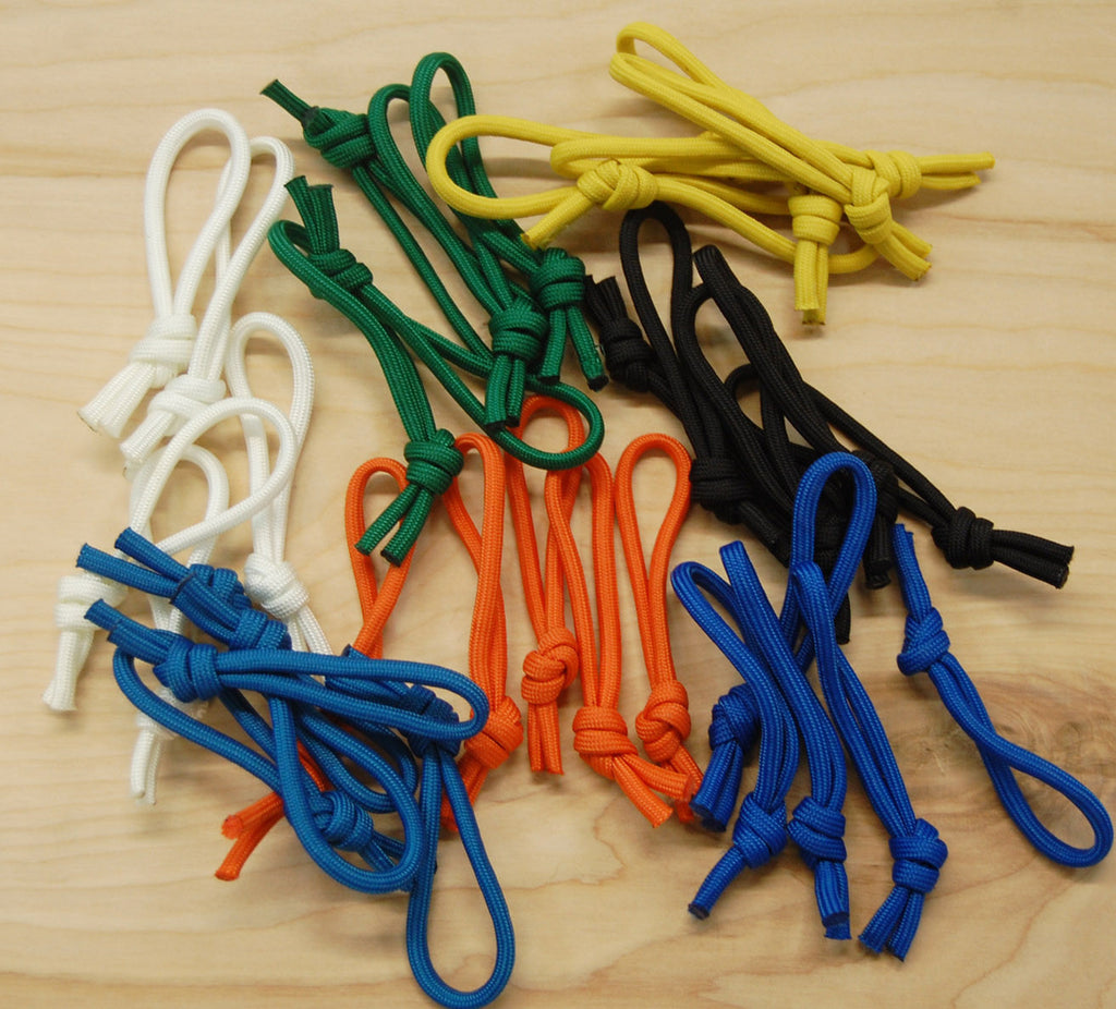 Leash Cords Assorted : 5 pack
