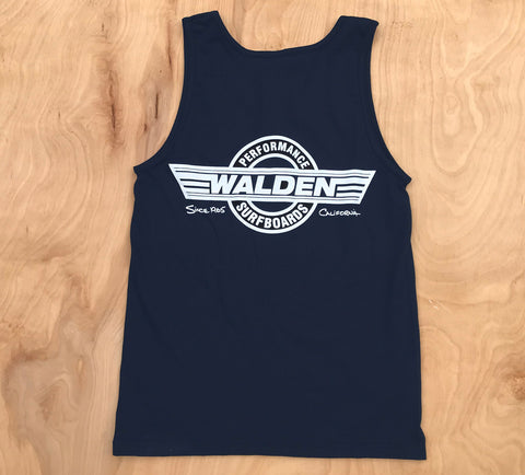 FINAL SALE Performance OS tank Navy