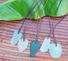 Sale Sea glass necklace
