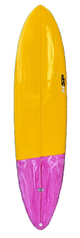 SALE 7'2 NSP  Shortboard