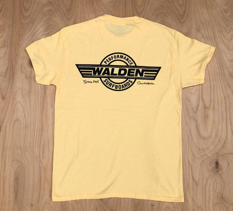 Performance Logo : OS vintage yellow