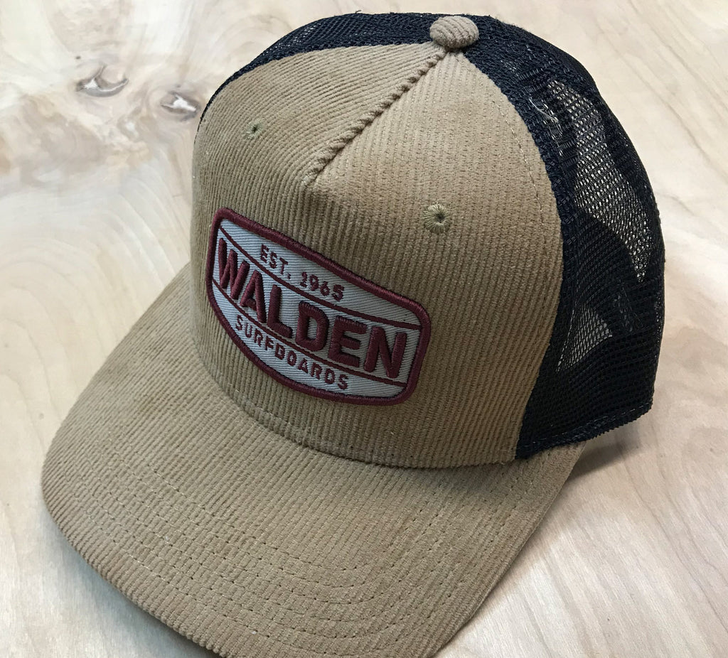 FINAL Sale Roadie trucker: Tan