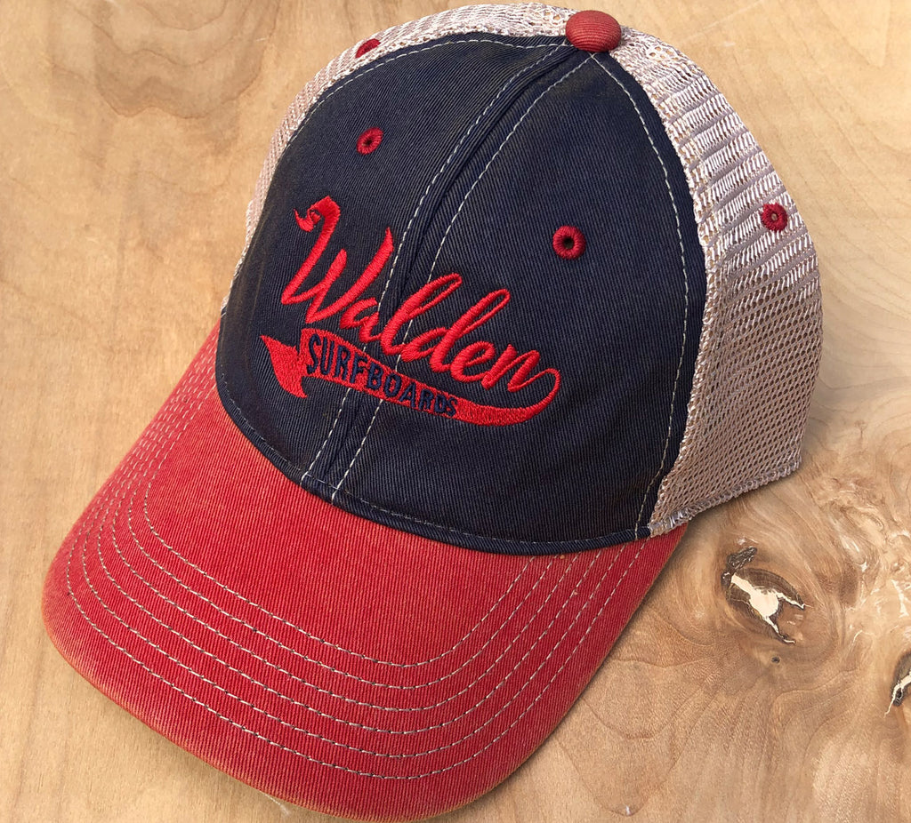 Walden Banner trucker : multi