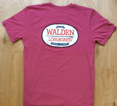 Walden Patch: Red
