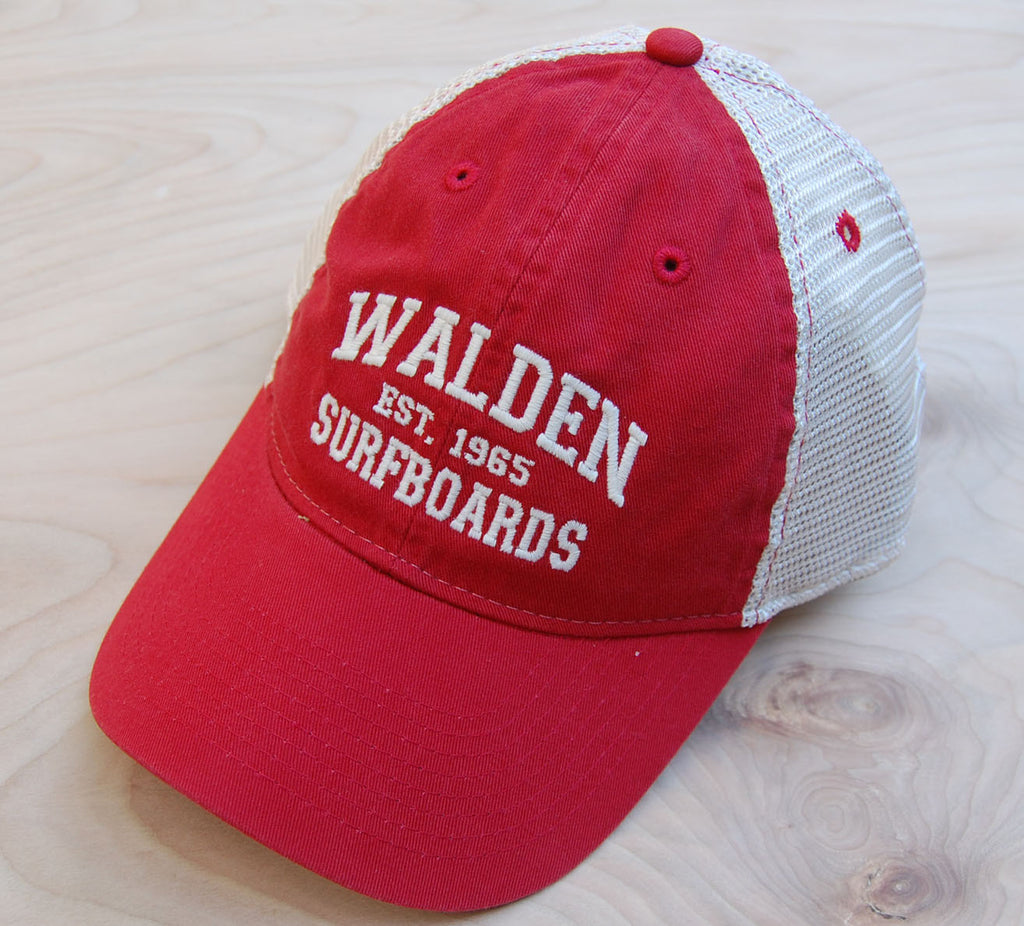 SALE Walden U Trucker : Red
