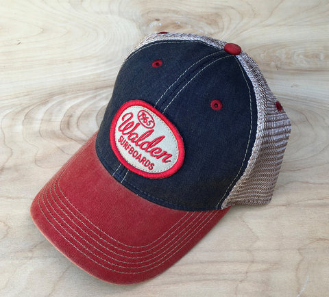 Walden Spanky trucker : multi