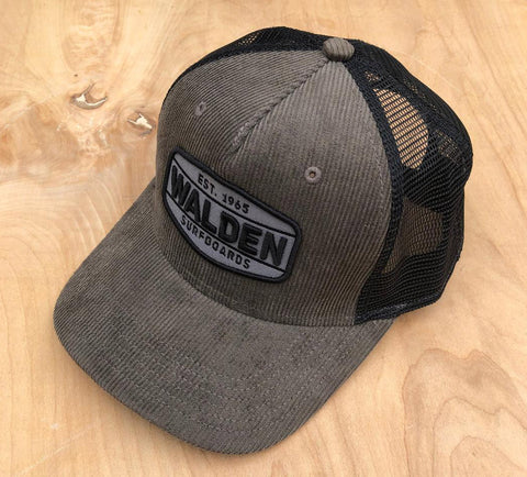 Roadie trucker: Brown