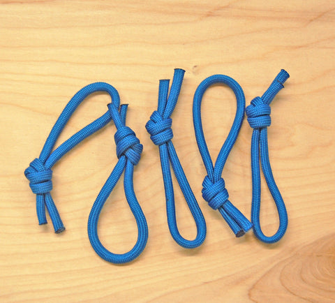 Leash Cords Blue : 5 pack