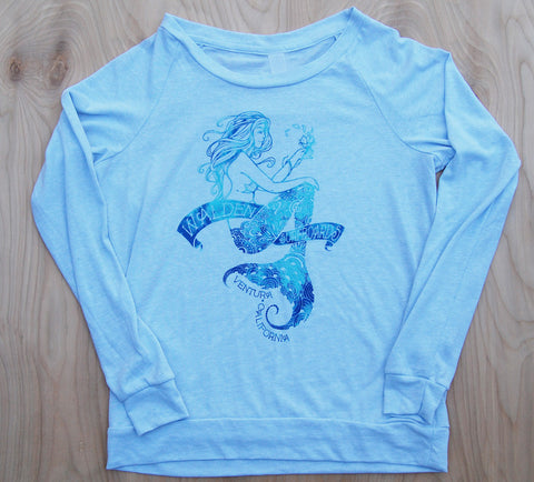 Sea Sister Slouchy top