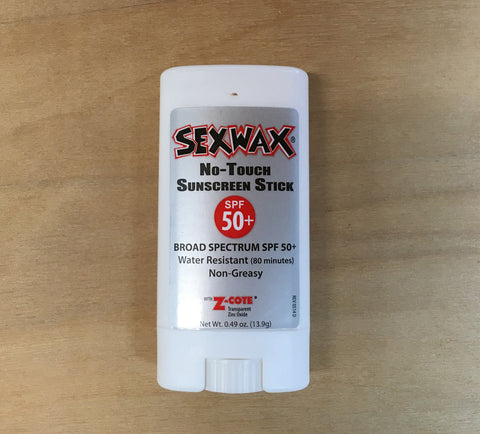 Sexwax sunscreen stick