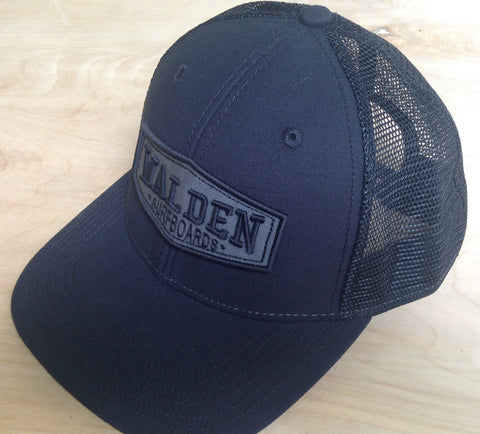 Sale Walden Border Snapback : black