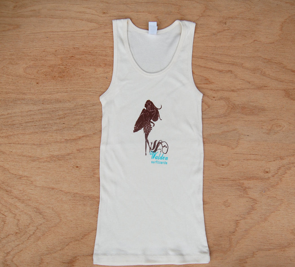 Final Sale Stamp Girl Tank