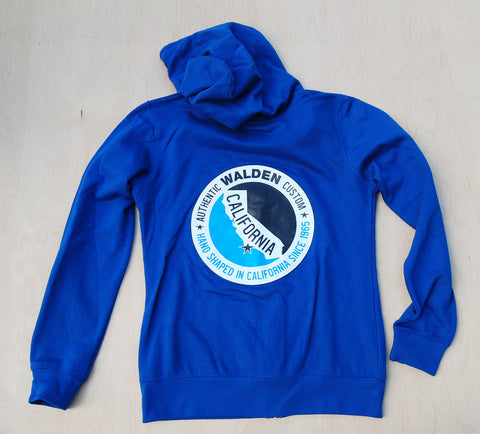 Sale Women's State of Ca. hoodie : Royal