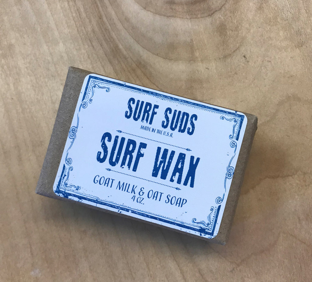 FINAL Sale Surfs Up Soap: Surf Wax