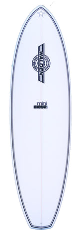 Surftech 7'6 Mini Mega Fusion