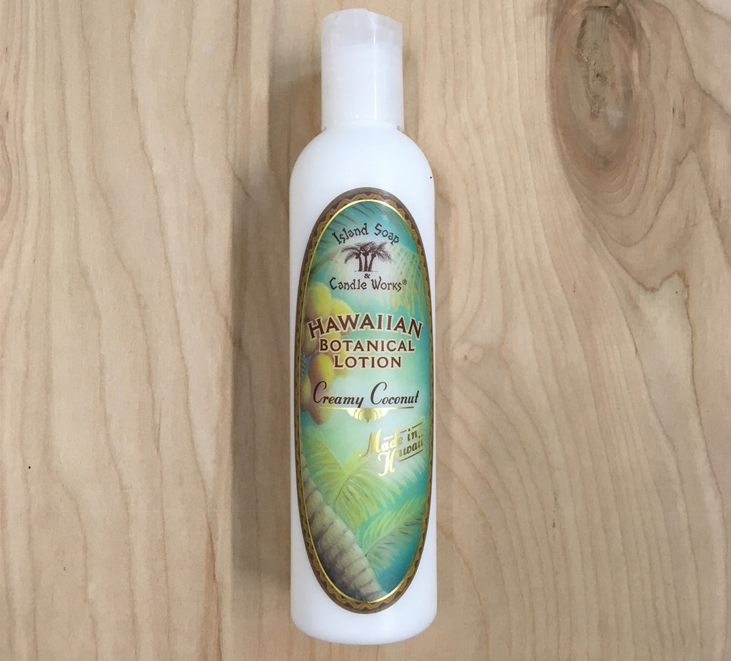 Island Soap lotion : Coconut