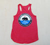 SALE Made in Ca. tank : Red