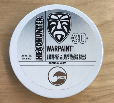 Headhunter war paint