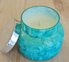 Capri Blue Candle : Watercolor mint