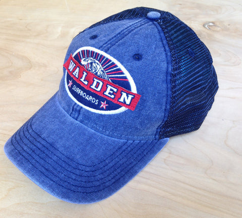 Walden Wave Trucker : Blue