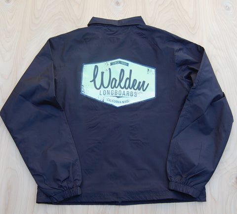 Men's stadium Jacket : Black