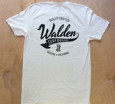 Walden Banner:  Natural