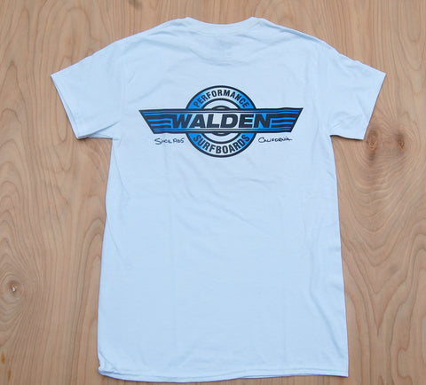 SALE Performance Logo : White