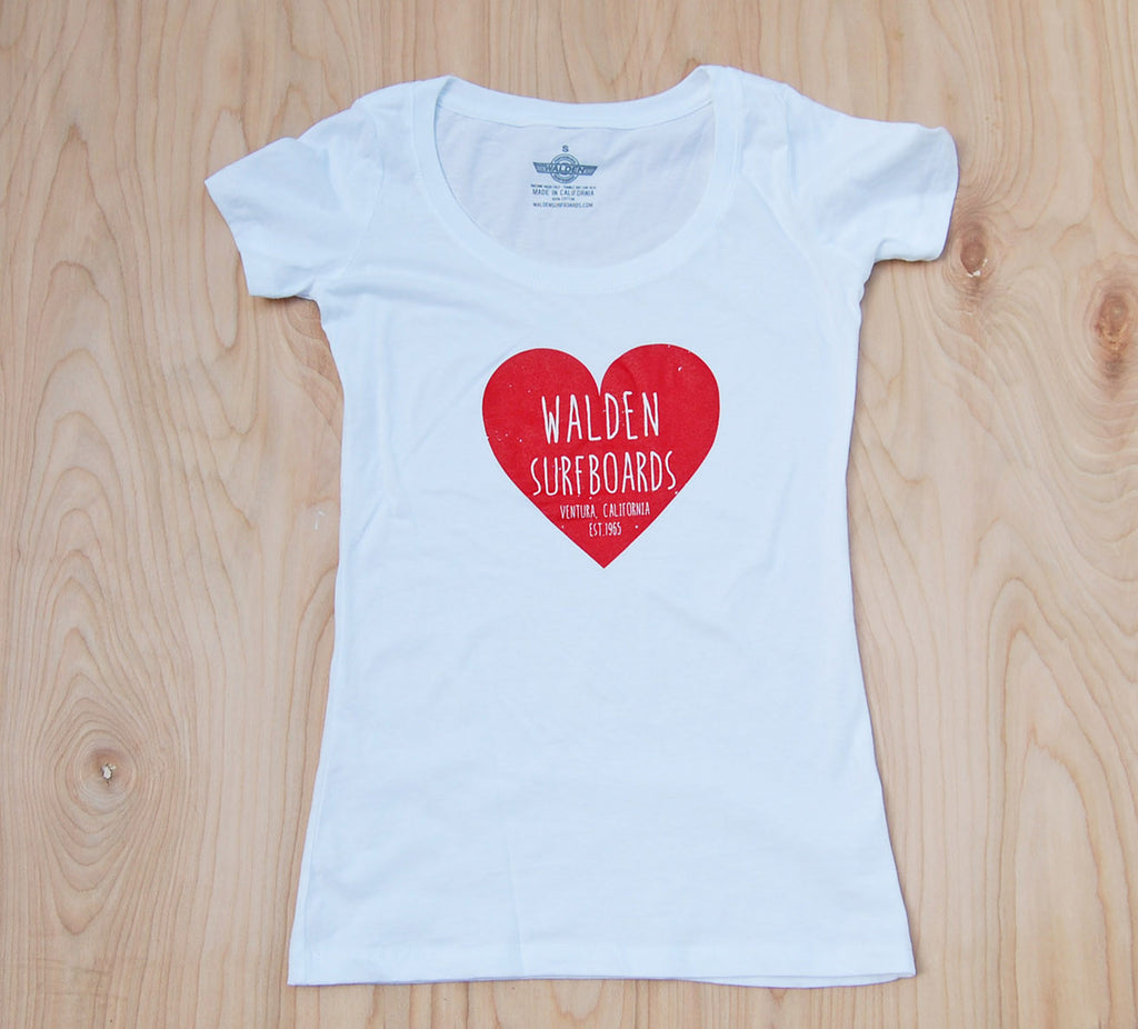 Sale Walden Heart Scoop : White