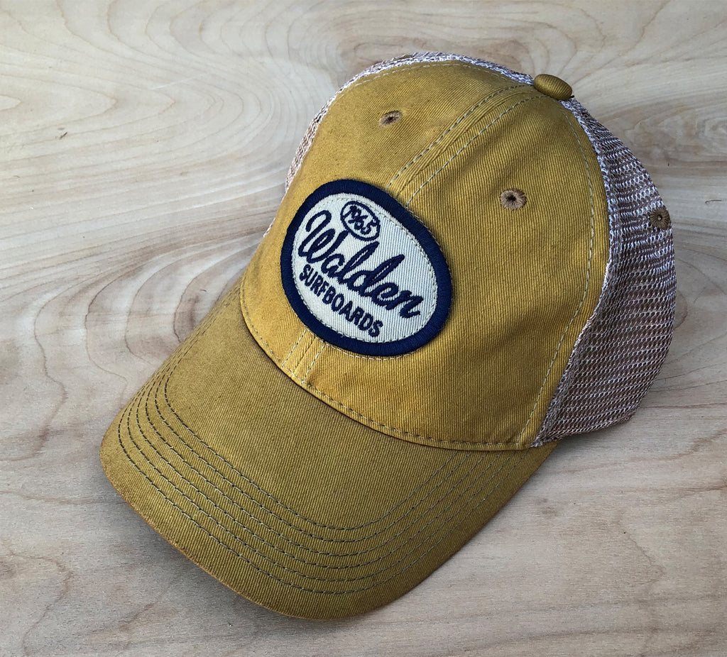 Walden spanky trucker : gold