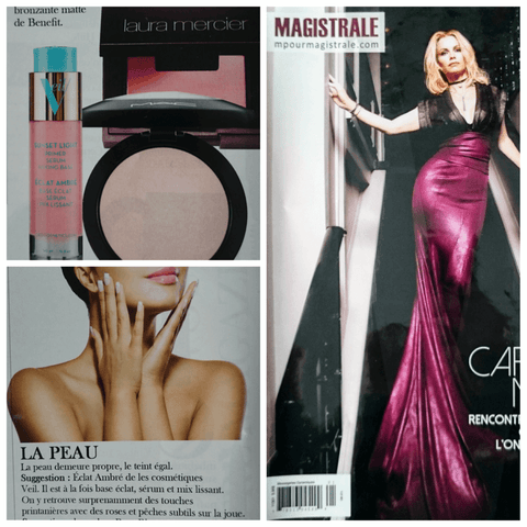 Magistrale and Veil Cosmetics
