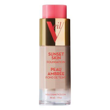 Veil Cosmetics Sunset Skin Porcelain Foundation