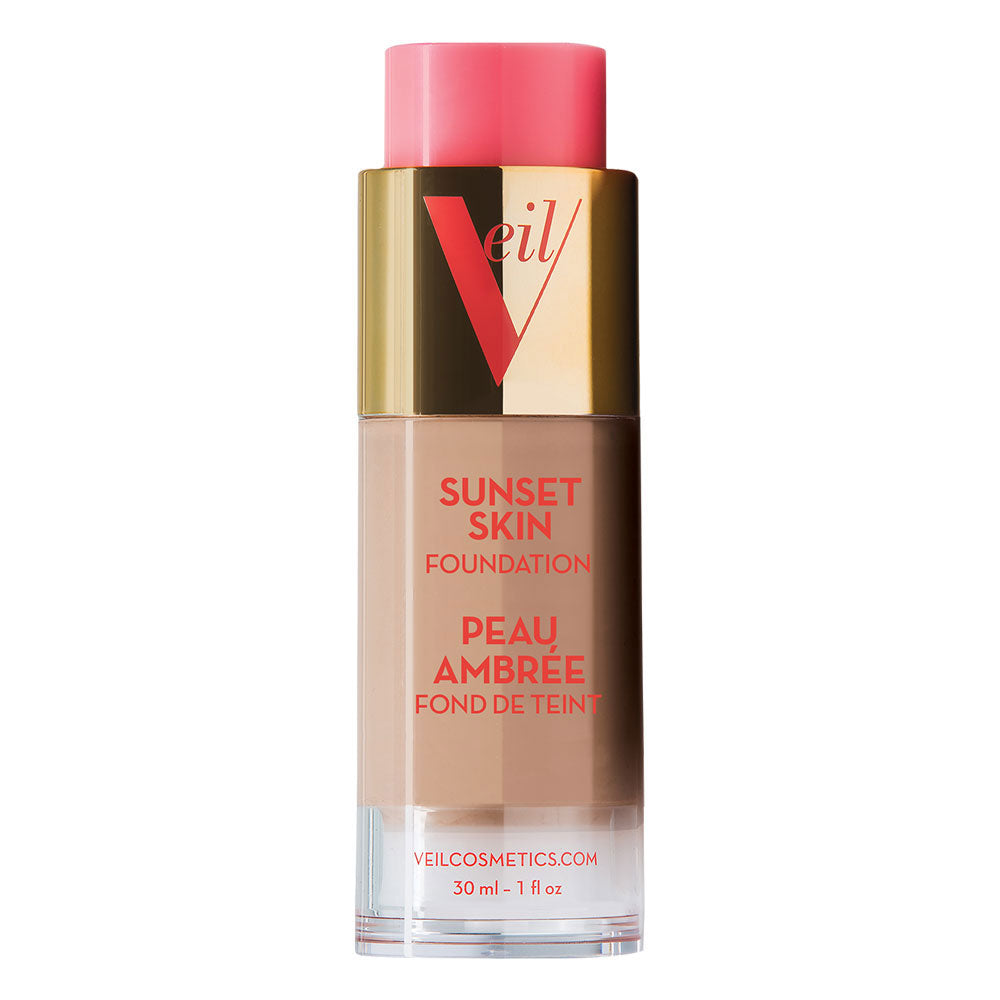 Veil Cosmetics Sunset Skin Medium Foundation
