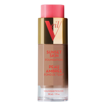 Veil Cosmetics Sunset Skin Tan Foundation